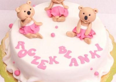 tort dla dziecka roczek