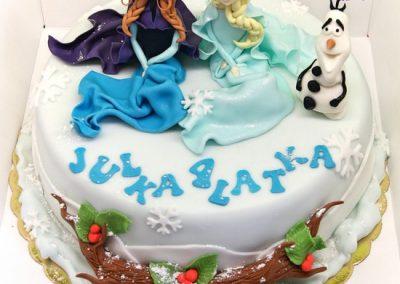 Frozen Elsa i Anna
