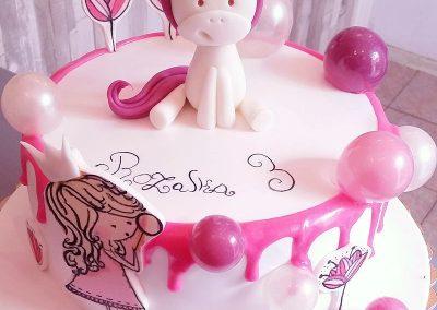 tort dla dzieckakonik