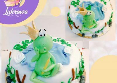 Tort dla dziecka na roczek